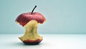 omena, roska, biojäte