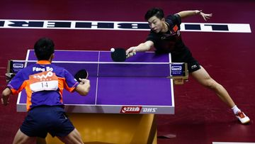 Ma Long vs Fang Bo 2015