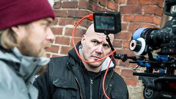 Renne Korppila nähdään Rendel-supersankarielokuvassa.