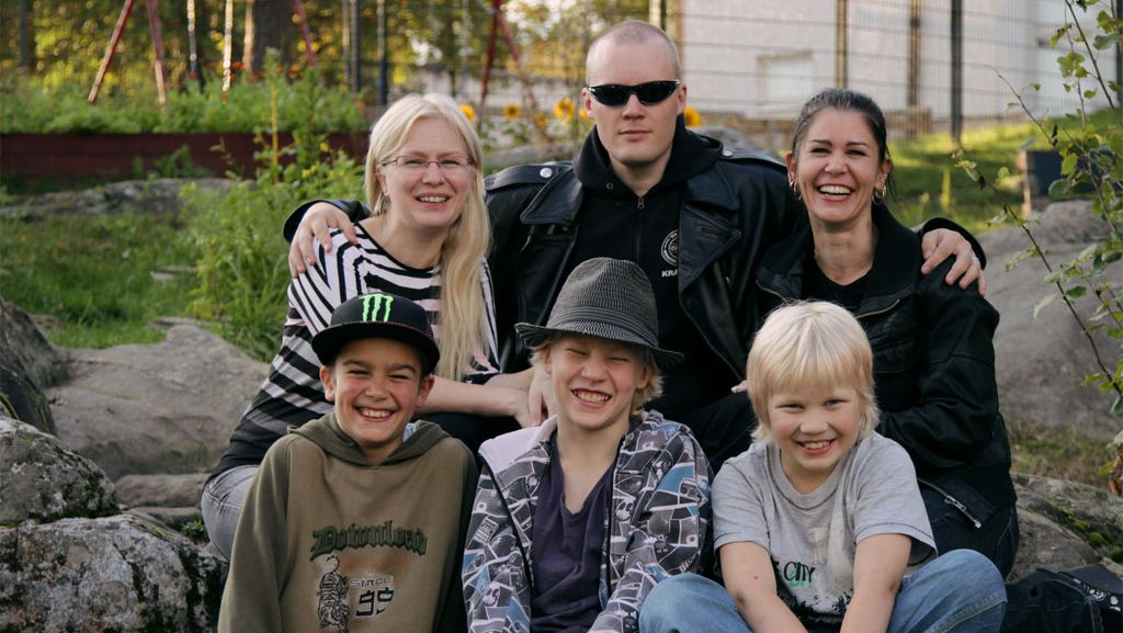 Erilaiset Perheet