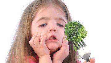 nirso, lapsi, parsakaali
