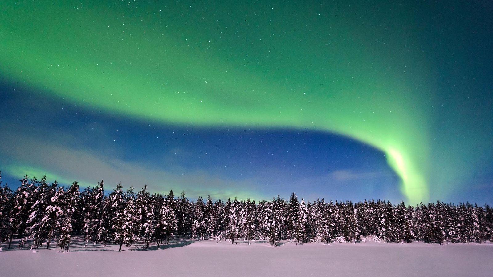 Lapin matkailu kasvussa – revontulet ja lumi vetävät turisteja pohjoiseen - Kotimaa - Uutiset ...