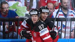 Sidney Crosby, Taylor Hall, 2015, Kanada, MM-kisat