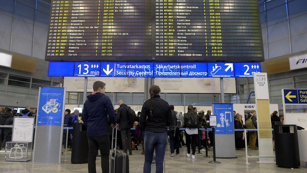 Lentoalan riidan osapuolet palaavat neuvottelupöytään – seuraava lakonuhka perjantaina - Kotimaa ...