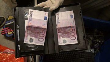 setelit, raha, videokasetti, Jari Aarnio