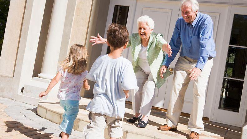 isovanhemmat