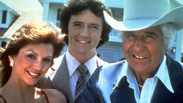 Dallas gave Finnish viewers a peek into the life of the rich and powerful in the 1980s.