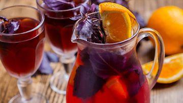 drinkki, alkoholittomat, limonadi