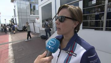 Claire Williams, 2015, Monaco