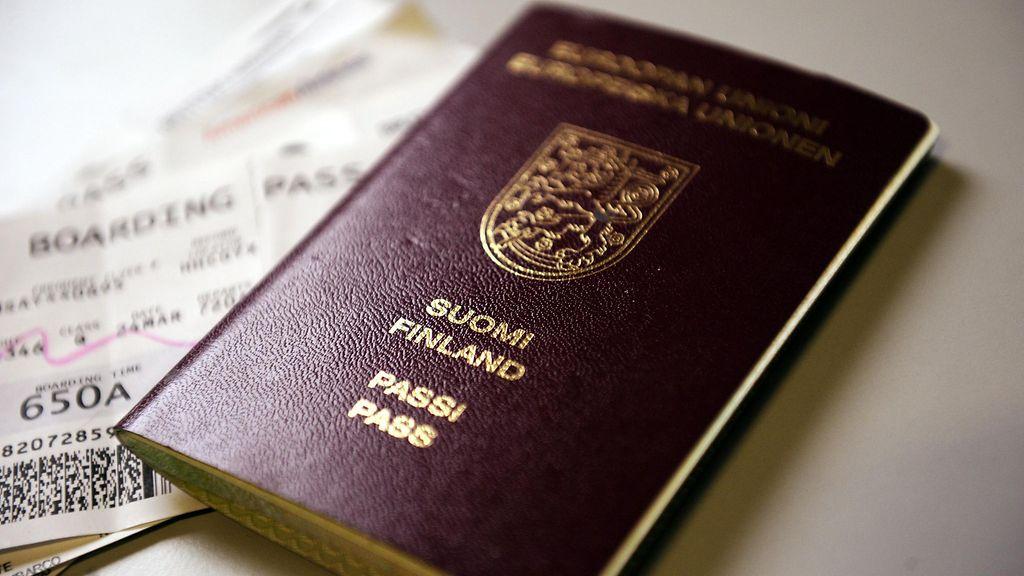 norja passi