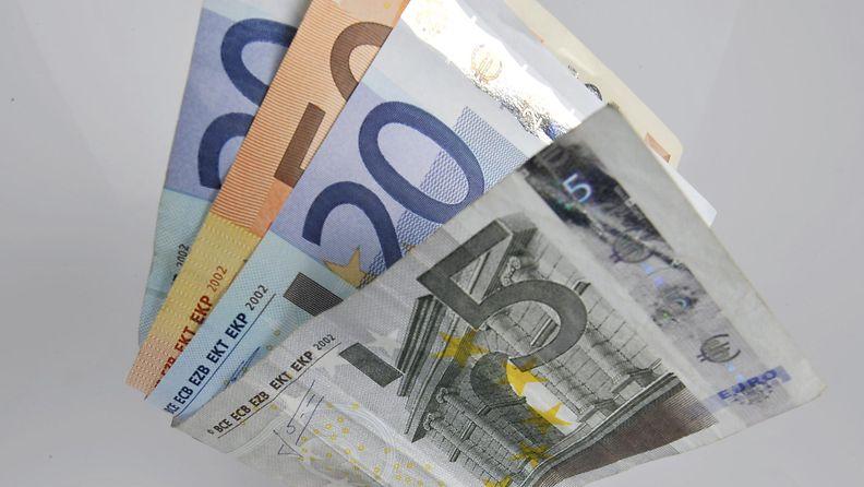 seteli kukkaro raha lompakko talous säästöt