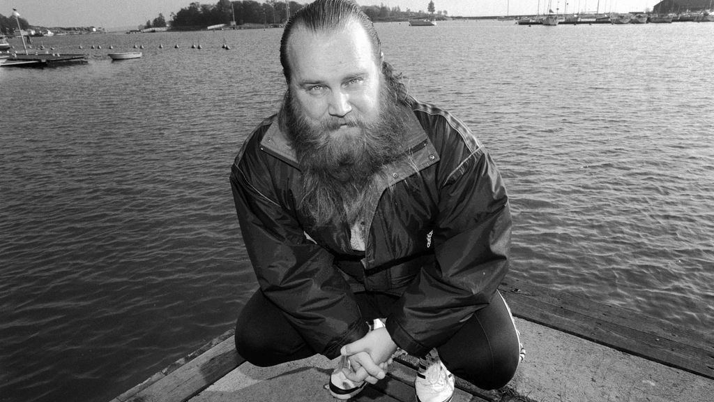 Gösta Sundqvist Vaimo
