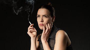 Tupakointia