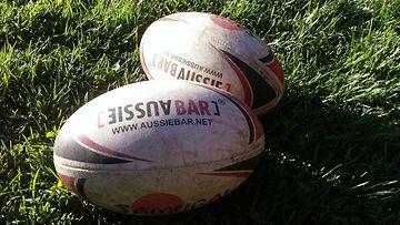 Toimitus testasi rugbytreenit