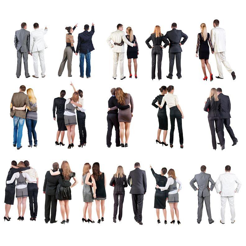 Ihmisiä takaapäin (4)