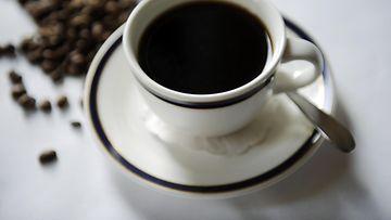 kuppi kahvi