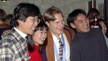 Japanilaiset halusivat nuoresta suomalaisesta yhteiskuvan Naganossa