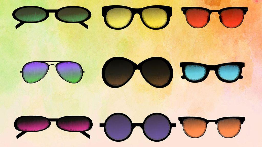 Millaiset aurinkolasit kehystävät sinun kasvojasi parhaiten  MTV  Kuvitus  Annika Syvälähde 719650f046