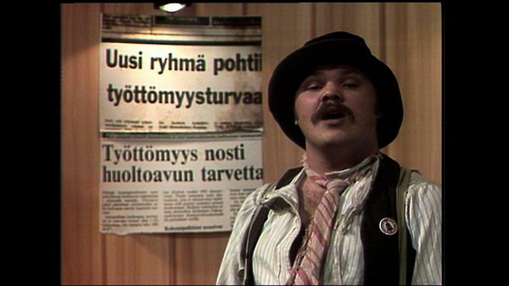 Jaakko Teppo Työttömän Laulu
