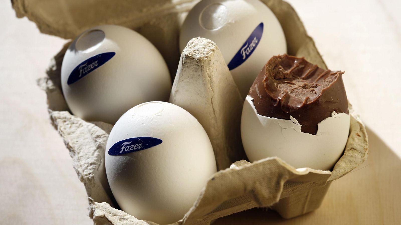 teini saa valtavan munaa