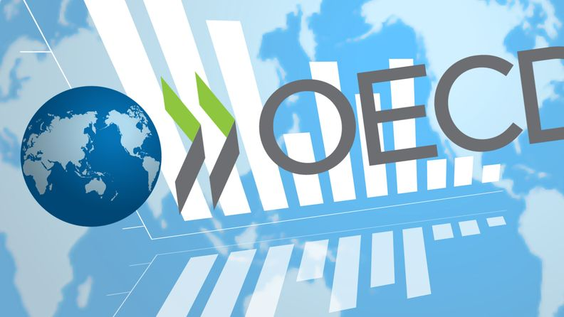 OECD talous eurooppa