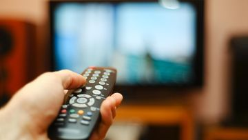 televisio, kaukosäädin
