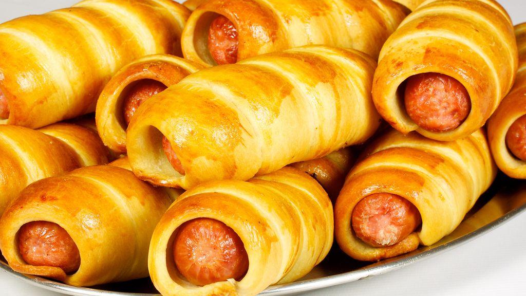Chinese Hot Dog Bun Recipe