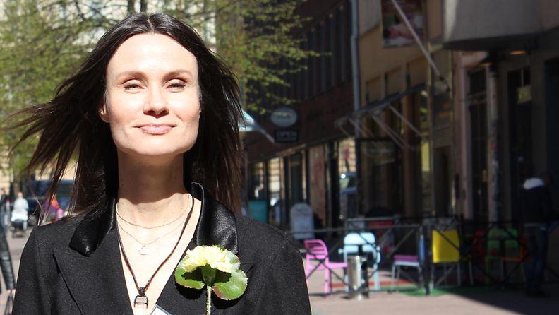 Kirjailija Minna Marsh (2)