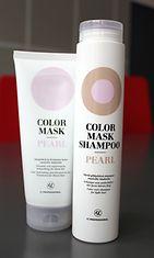 KC Professional Color Mask shampoo ja hoitoaine Pearl