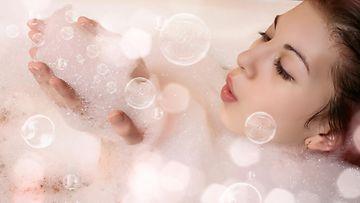 kylvyssä