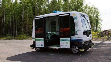 CityMobil2 älybussi