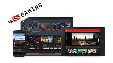 YouTuben uusi Gaming -pelipalvelu