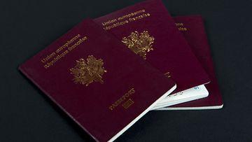 Ranskan passi