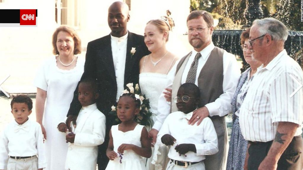 musta mies valkoinen vaimo suku puoli