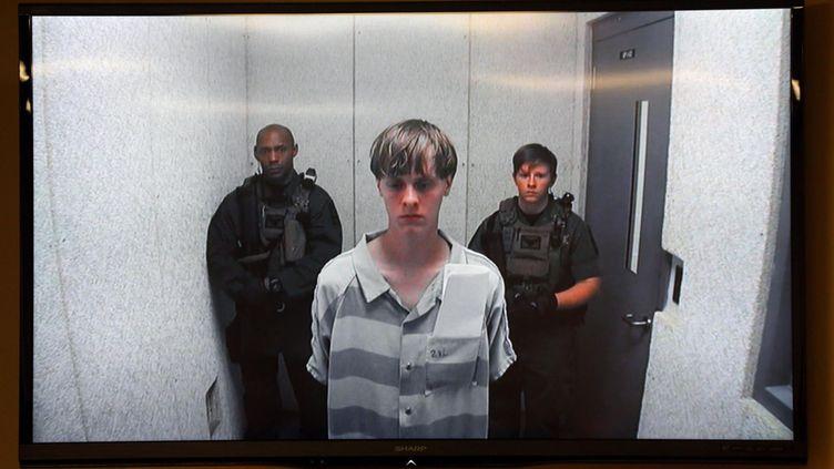 Charleston Dylann Roof