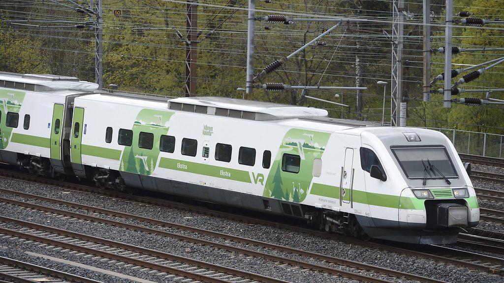Vika korjattu: raideliikenne toimii taas kuin junan vessa - Kotimaa - Uutiset - MTV.fi