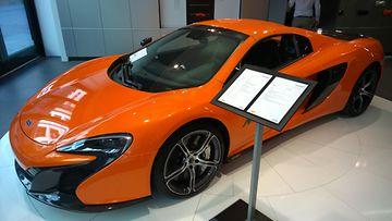McLaren 675LT.
