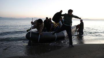 pakolaiset, Välimeri