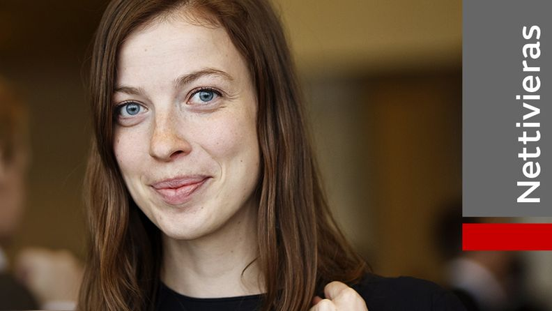 Nettivieras Li Andersson