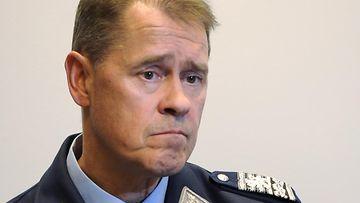 Seppo Kolehmainen on Suomen uusi poliisiylijohtaja.