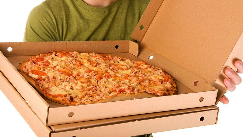 pizzapoika, pizza