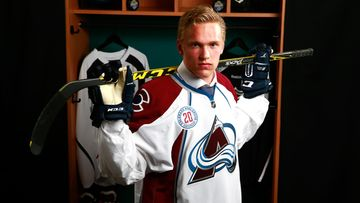 Mikko Rantanen 2015 Draft Colorado Avalanche