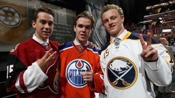 NHL Draft 2015 Strome McDavid Eichel