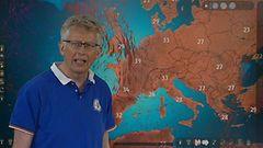 Euroopassa jopa yli 40 astetta – miss� kuumimmat kolkat?