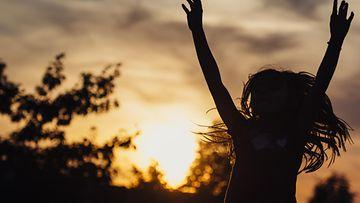 nuori, elämä, nainen, tulevaisuus