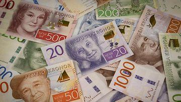 raha ruotsi kruunu