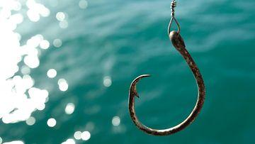 kalastus ongenkoukku