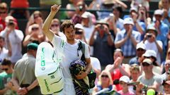 Andy Murray 2015 Wimbledon