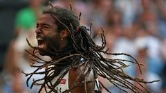 Dustin Brown 2015 Wimbledon