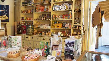 Kauppamuseo sisältä